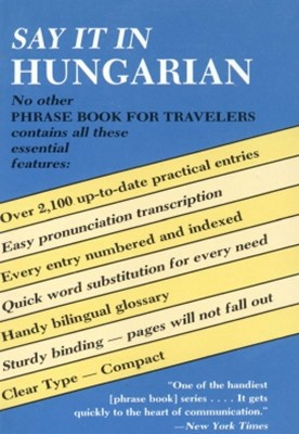 (ebook) Say It in Hungarian