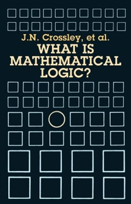 (ebook) What Is Mathematical Logic?
