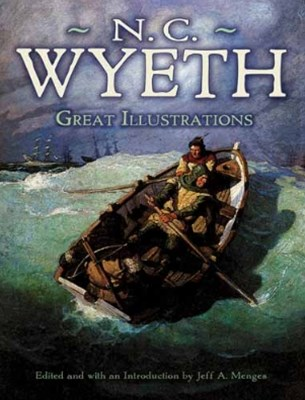 (ebook) Great Illustrations by N. C. Wyeth