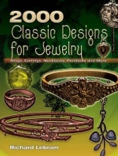 (ebook) 2000 Classic Designs for Jewelry - Craft & Hobbies Jewelry