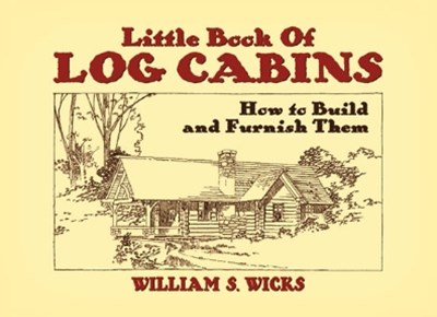 (ebook) Little Book of Log Cabins
