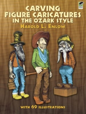 (ebook) Carving Figure Caricatures in the Ozark Style