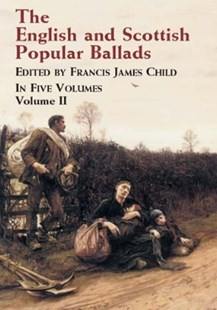 (ebook) The English and Scottish Popular Ballads, Vol. 2 - Modern & Contemporary Fiction Literature