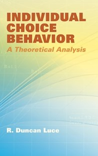 (ebook) Individual Choice Behavior - Science & Technology Mathematics