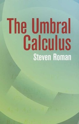 (ebook) The Umbral Calculus