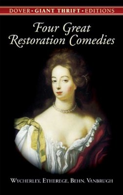 (ebook) Four Great Restoration Comedies