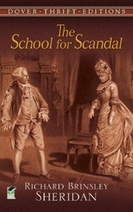 (ebook) The School for Scandal - Poetry & Drama Plays