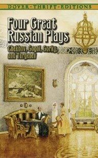 (ebook) Four Great Russian Plays - Poetry & Drama