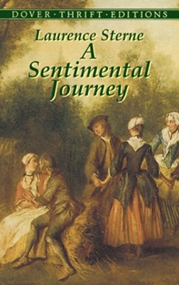 (ebook) A Sentimental Journey
