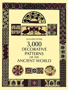 (ebook) 3,000 Decorative Patterns of the Ancient World - Art & Architecture Art History