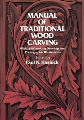 (ebook) Manual of Traditional Wood Carving
