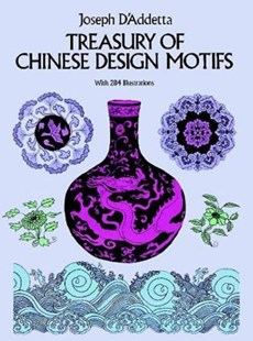 (ebook) Treasury of Chinese Design Motifs - Art & Architecture General Art