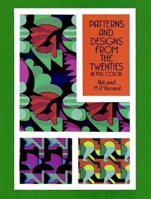 (ebook) Patterns and Designs from the Twenties in Full Color