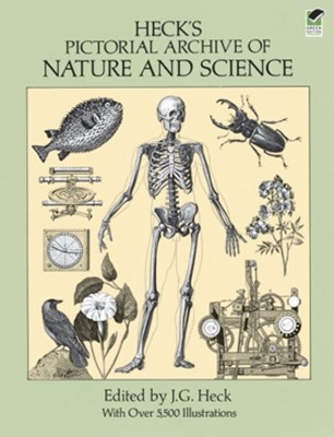 (ebook) Heck's Pictorial Archive of Nature and Science