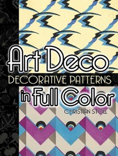 (ebook) Art Deco Decorative Patterns in Full Color - Art & Architecture General Art