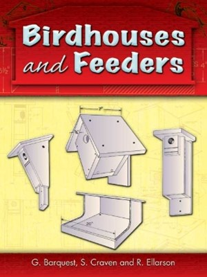 (ebook) Birdhouses and Feeders