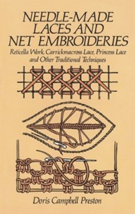 (ebook) Needle-Made Laces and Net Embroideries - Craft & Hobbies Needlework