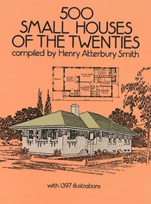 (ebook) 500 Small Houses of the Twenties