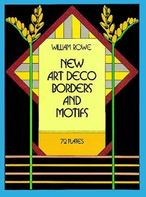 (ebook) New Art Deco Borders and Motifs