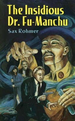 (ebook) The Insidious Dr. Fu-Manchu