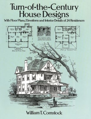 (ebook) Turn-of-the-Century House Designs