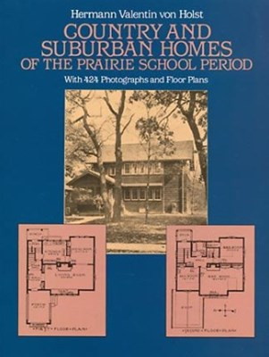 (ebook) Country and Suburban Homes of the Prairie School Period
