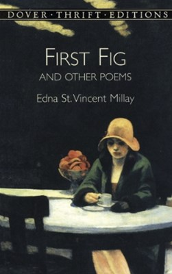 (ebook) First Fig and Other Poems