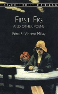 (ebook) First Fig and Other Poems - Poetry & Drama Poetry