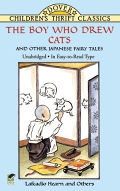 (ebook) The Boy Who Drew Cats and Other Japanese Fairy Tales
