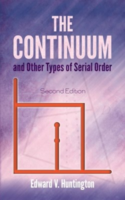 (ebook) The Continuum and Other Types of Serial Order