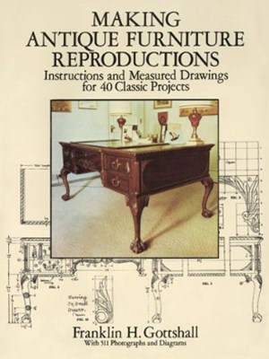 (ebook) Making Antique Furniture Reproductions