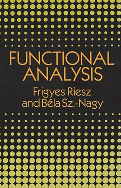 (ebook) Functional Analysis