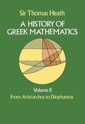 (ebook) A History of Greek Mathematics, Volume II
