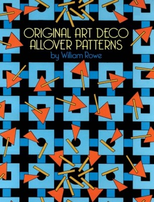 (ebook) Original Art Deco Allover Patterns