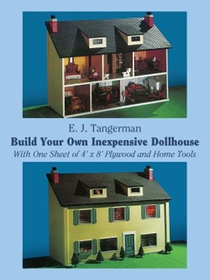 (ebook) Build Your Own Inexpensive Dollhouse