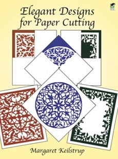 (ebook) Elegant Designs for Paper Cutting - Craft & Hobbies Papercraft
