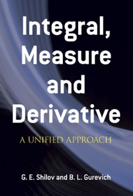 (ebook) Integral, Measure and Derivative
