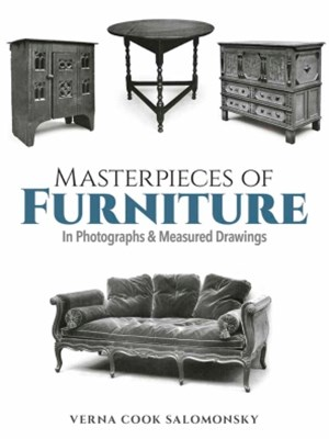 (ebook) Masterpieces of Furniture in Photographs and Measured Drawings