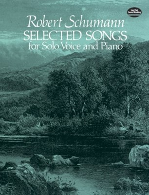 (ebook) Selected Songs for Solo Voice and Piano