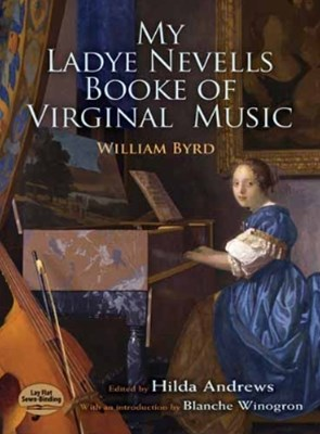 (ebook) My Ladye Nevells Booke of Virginal Music