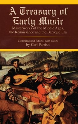 (ebook) A Treasury of Early Music