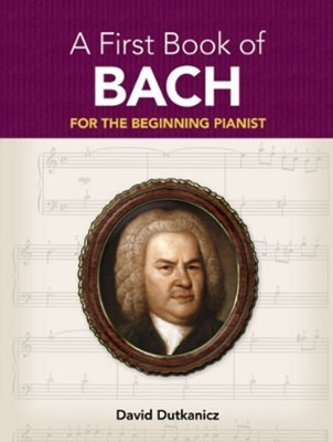 (ebook) A First Book of Bach