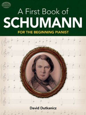 (ebook) A First Book of Schumann