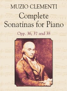 (ebook) Complete Sonatinas for Piano - Entertainment Music General