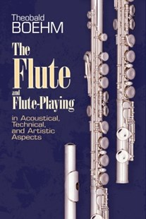 (ebook) The Flute and Flute Playing - Entertainment Music Technique