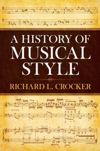 (ebook) A History of Musical Style - Entertainment Music General