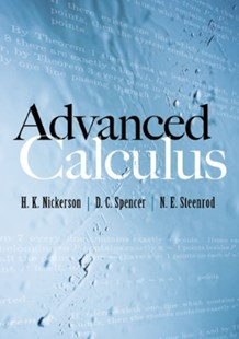 (ebook) Advanced Calculus - Science & Technology Mathematics
