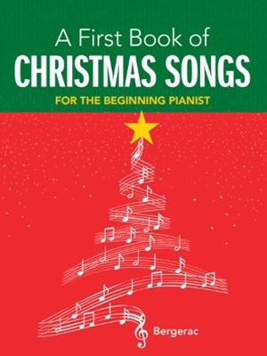 A First Book of Christmas Songs