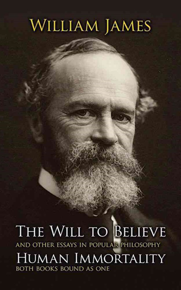 Will to Believe and Human Immortality