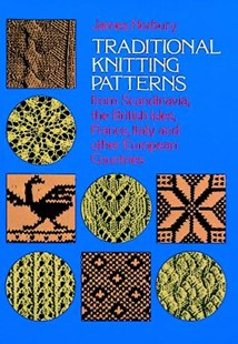 Traditional Knitting Patterns by JAMES NORBURY (9780486210131) - PaperBack - Craft & Hobbies Needlework